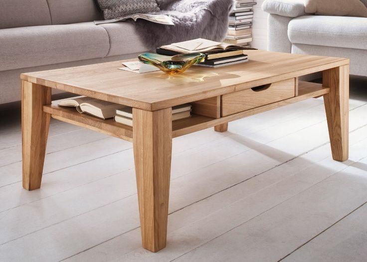 Wohnzimmertisch Massivholz Eiche Bianco 20456 Der Couchtisch Holz Kai Ist Ein Robuster Und Praktischer Tisch In Jedem Ambienteeine Gute Figur Macht