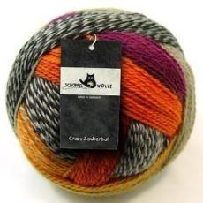 Crazy Zauberball Sock Yarn
