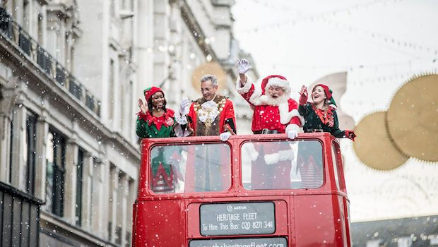 See toys come to life in the Hamleys Christmas Toy Parade