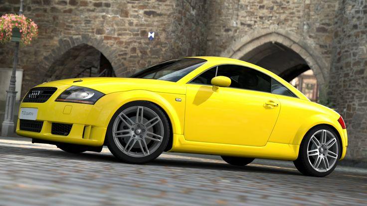 2003 audi tt   2003 Audi TT Coupe 3.2 Quattro (Gran Turismo 5) by ~Vertualissimo on ...