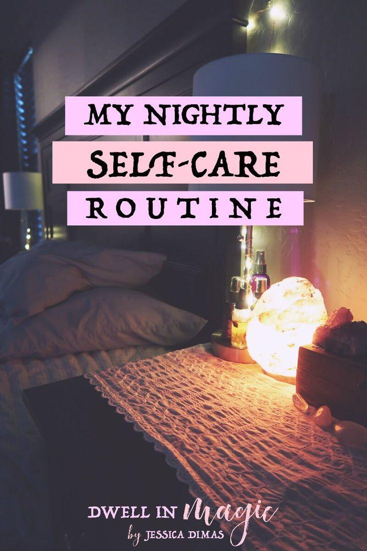 Meine nächtlichen Selbstpflege-Routine und Selbstpflege-Ideen. Ich mache das mit zwei kleinen Kindern …   – Learning About Self-Care!!
