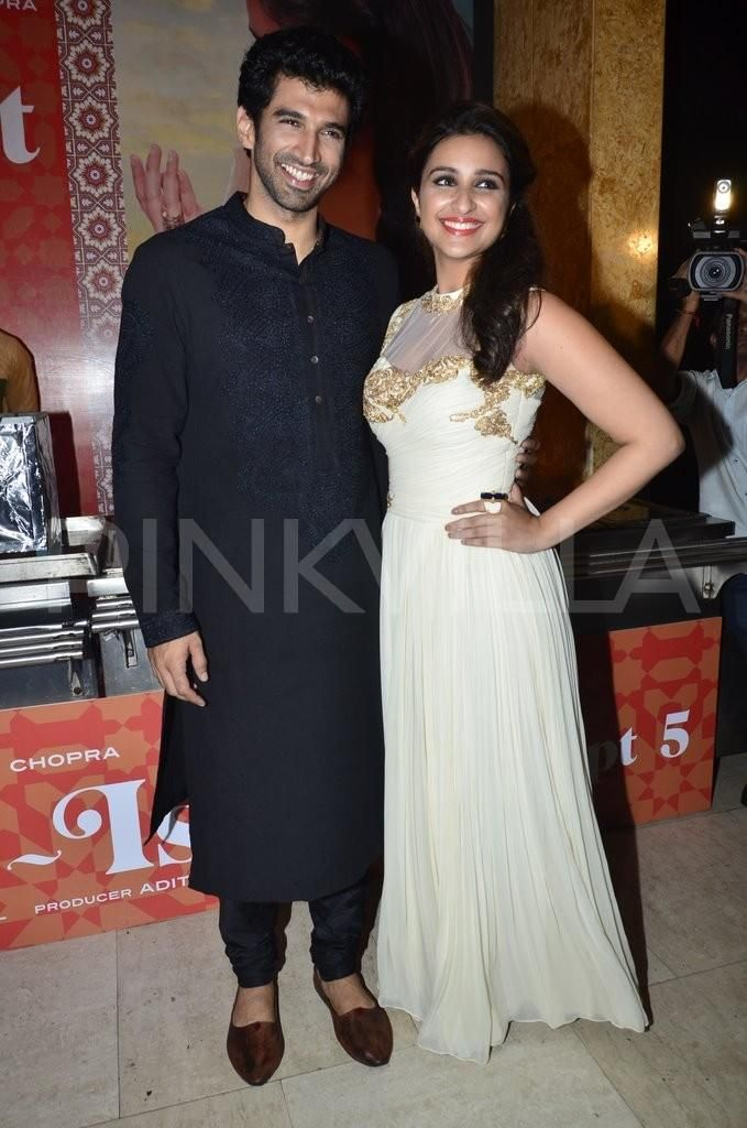 Parineeti-Aditya begin the daawat, launch trailer | PINKVILLA