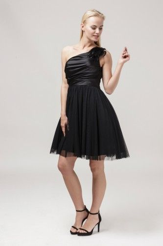 054440290 Sukienka wizytowa #littleblackdress #blackdress #minidress