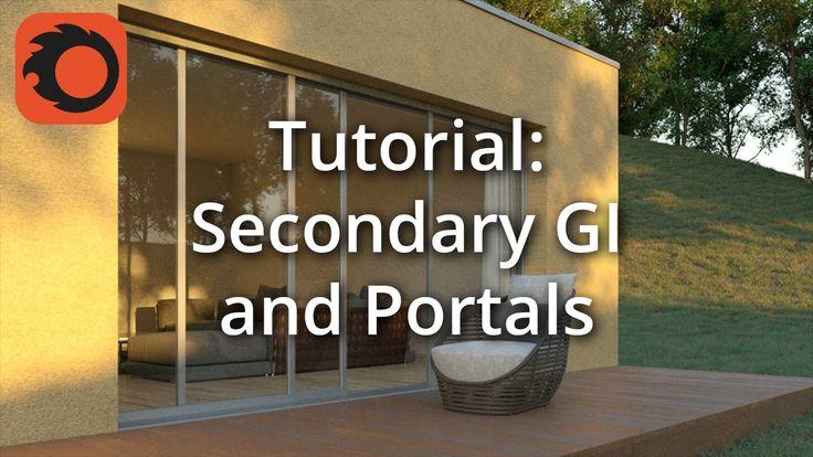 Tutorial: Secondary GI and Portals (2/2: Correct Use of Portals)