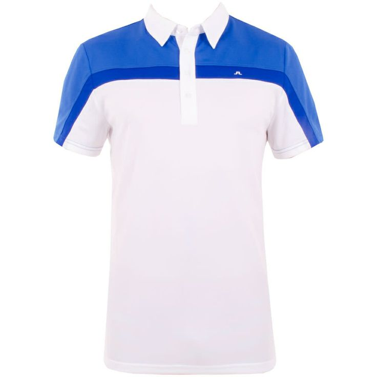 J Lindeberg Christer Cool Wave Blue #golf #fashion #trendygolf #jlindeberg