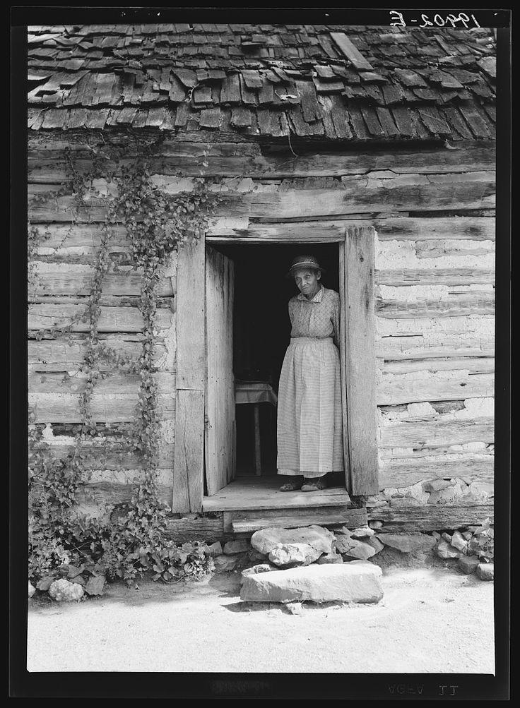 Caroline Atwater, tobacco farmer, North Carolina, 1939, Dorothea Lange (Library of Congress photo)