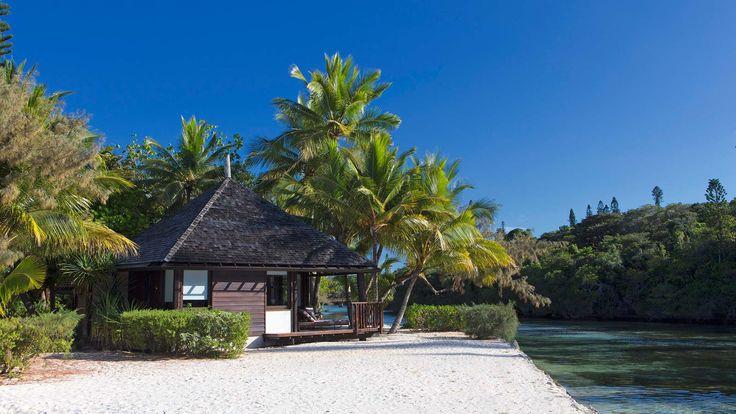 Le Meridien Ile Des Pins - beach view bungalow