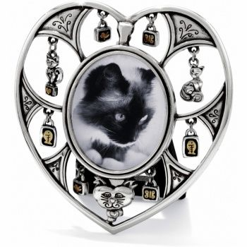 I want I want Iwant !  Pedigree Cat Picture Frame  available at #Brighton