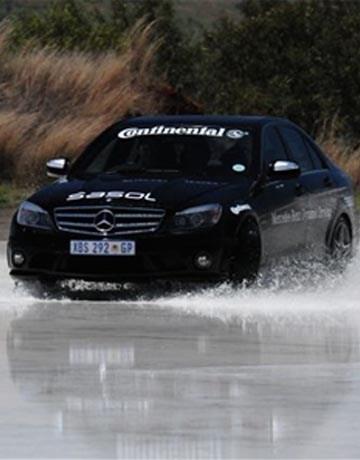 Mercedes Benz Dynamic Skid Driving - Pretoria R 1800.95