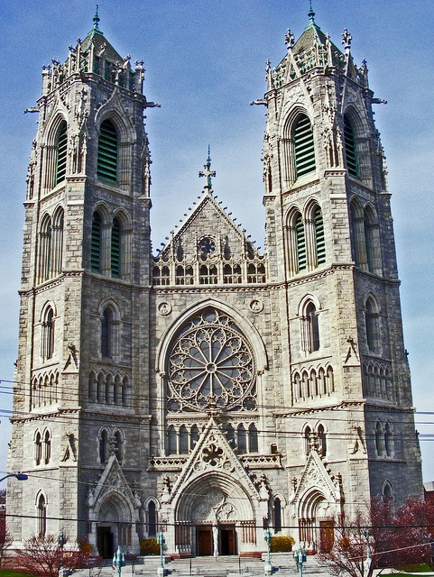 Sacred Heart Cathedral - Newark, NJ
