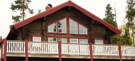 Pil 82 - 18 1-planshus - Forsgrens Timmerhus