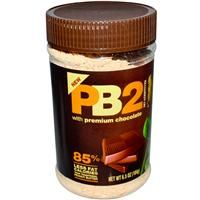 Powdered Peanut Butter with Premium Chocolate for your Survival/Bug-out kit. Mix 2 tbsp. of Chocolate PB2 with 1 tbsp. of water and stir until smooth.