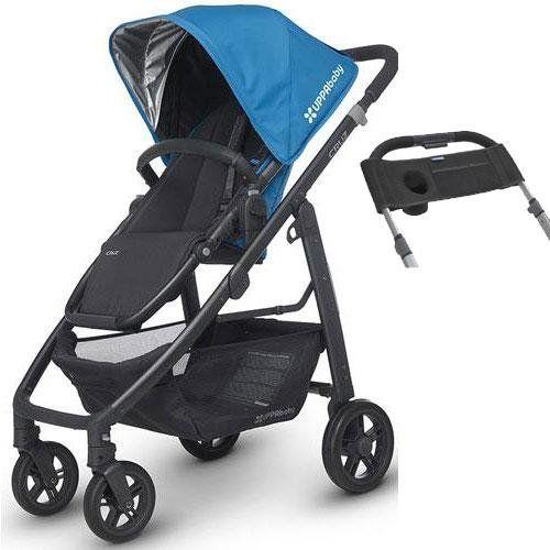 UPPAbaby 0181-GEO - Cruz Stroller with Parent Organizer ...