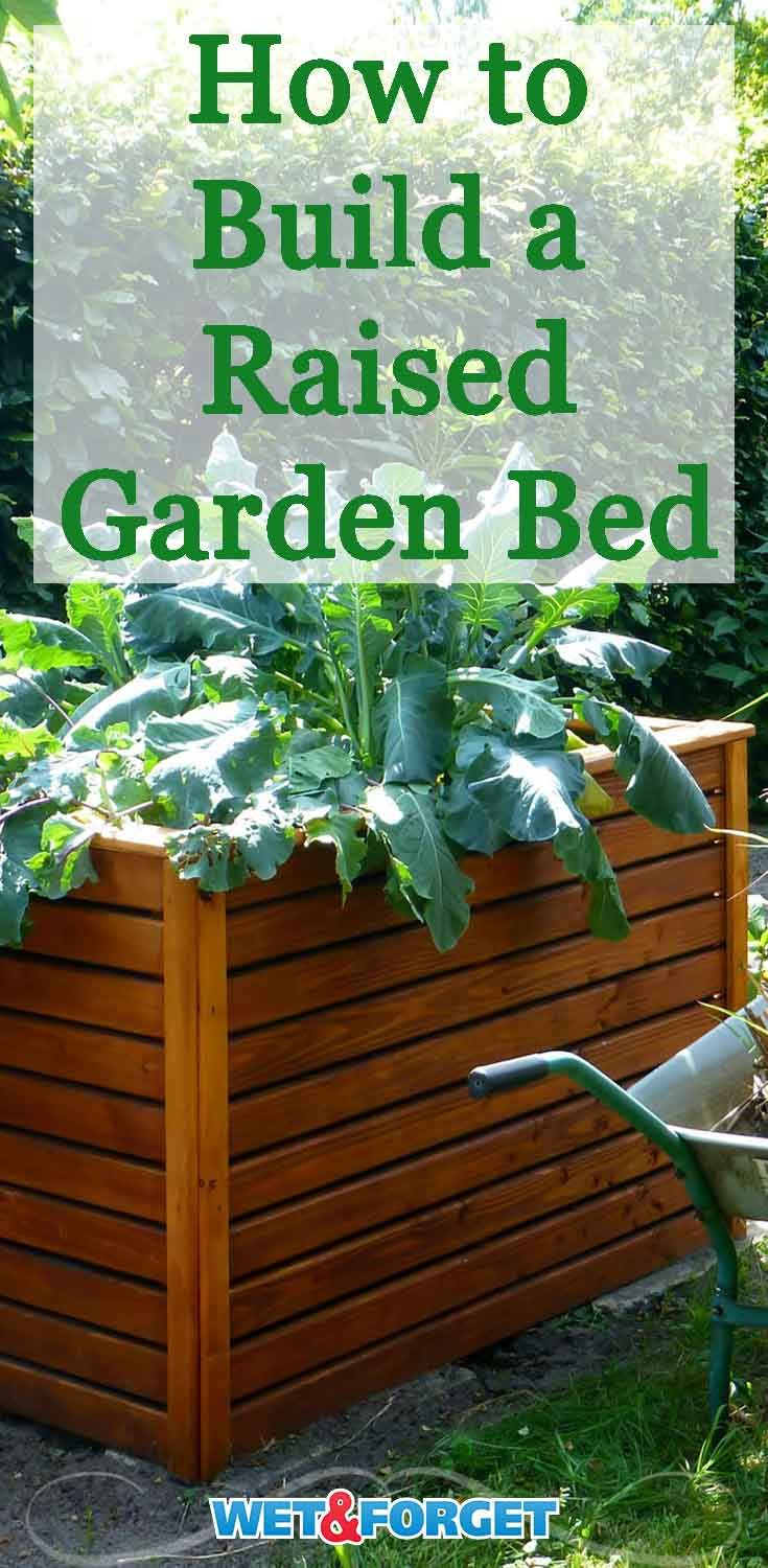 Build a Raised Garden Bed and Super-Charge Your Garden | Hometalk ...