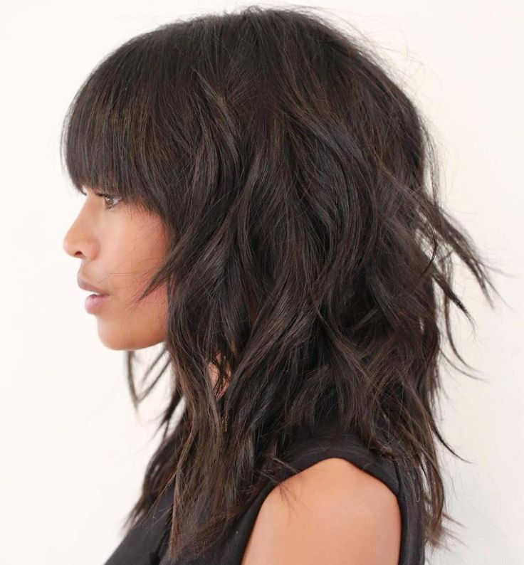 long shag haircut 50 most universal modern shag haircut solutions 9549 | 5353b2106a377f6383d00ad16f744145