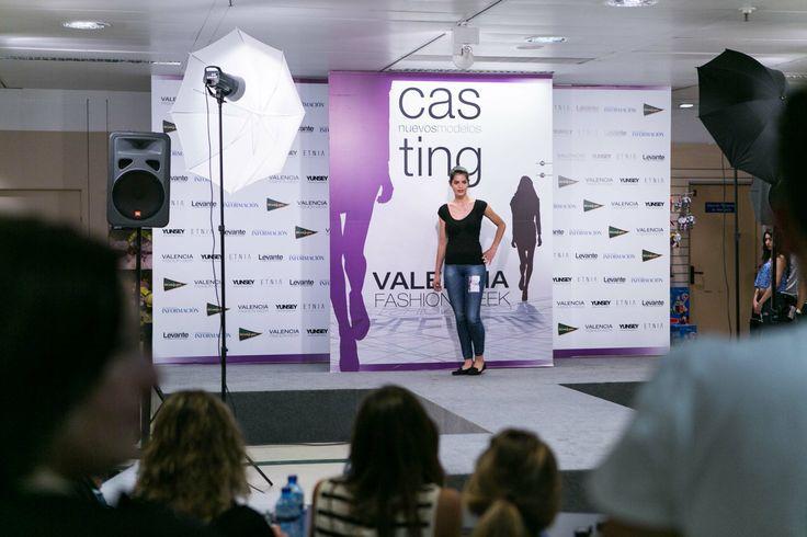 Casting Nuevos Modelos en Valencia, con la Valencia Fashion Week!