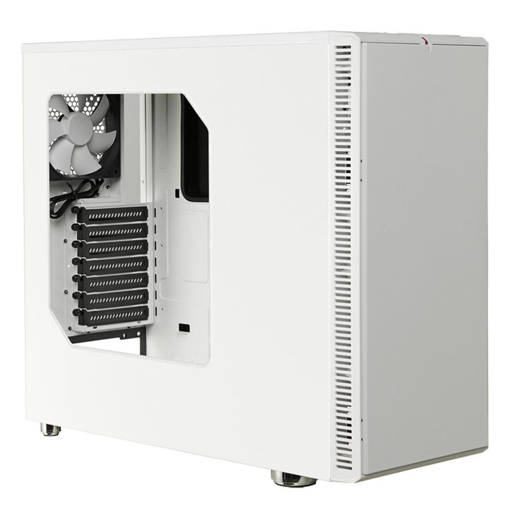 Finding myself increasingly attracted to clean cases like this Fractal Define R4