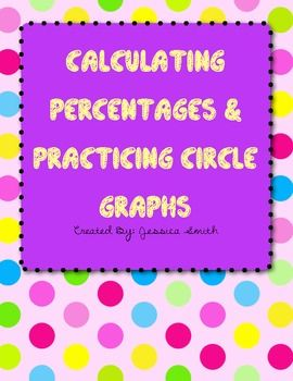 Calculating Percentages & Circle Graphs