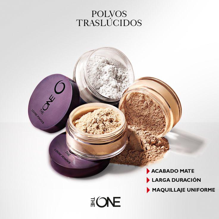 Manten el acabado de tu maquillaje perfecto aplicando Estos suaves polvos sueltos. Se funden con tu maquillaje y prolongan su duración. Su  fórmula flexible y matificante deja la piel suave y sedosa. #TheOne
