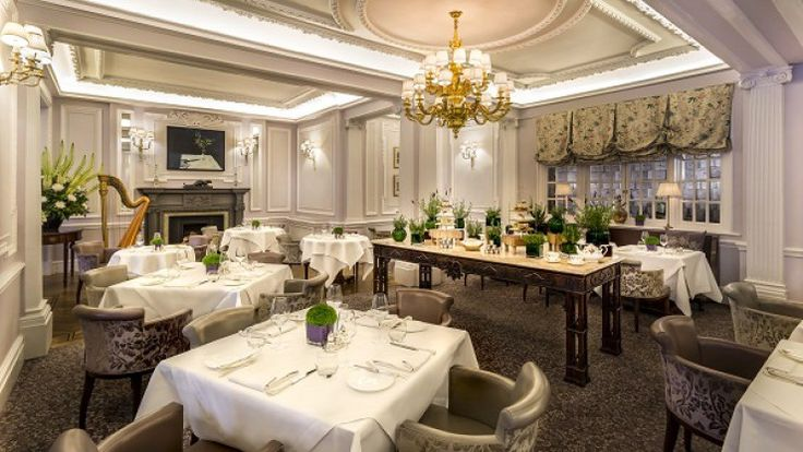 Discovering hidden treasures at luxury London hotel The Stafford, St James's