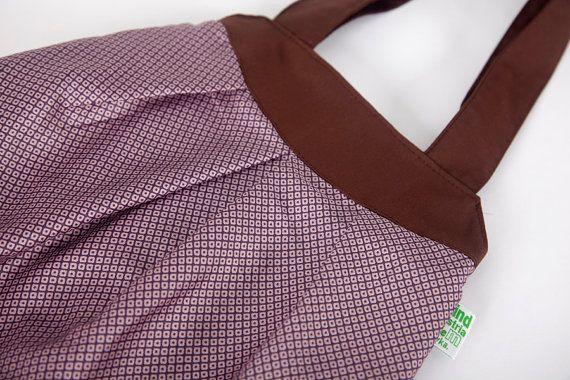 Women handbag LILAC handmade by LaIndustria on Etsy