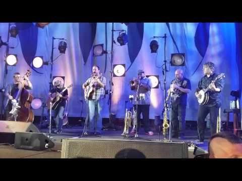 Dave Matthews Band - Snow Outside - w/ Bela Fleck - 6/27/14 - Blossom Music Center - Cuyahoga Falls