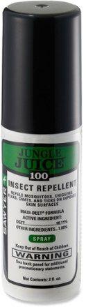 Sawyer Jungle Juice 100 Pump Spray Insect Repellent - 98 Percent DEET - 2 fl. oz. - REI.com