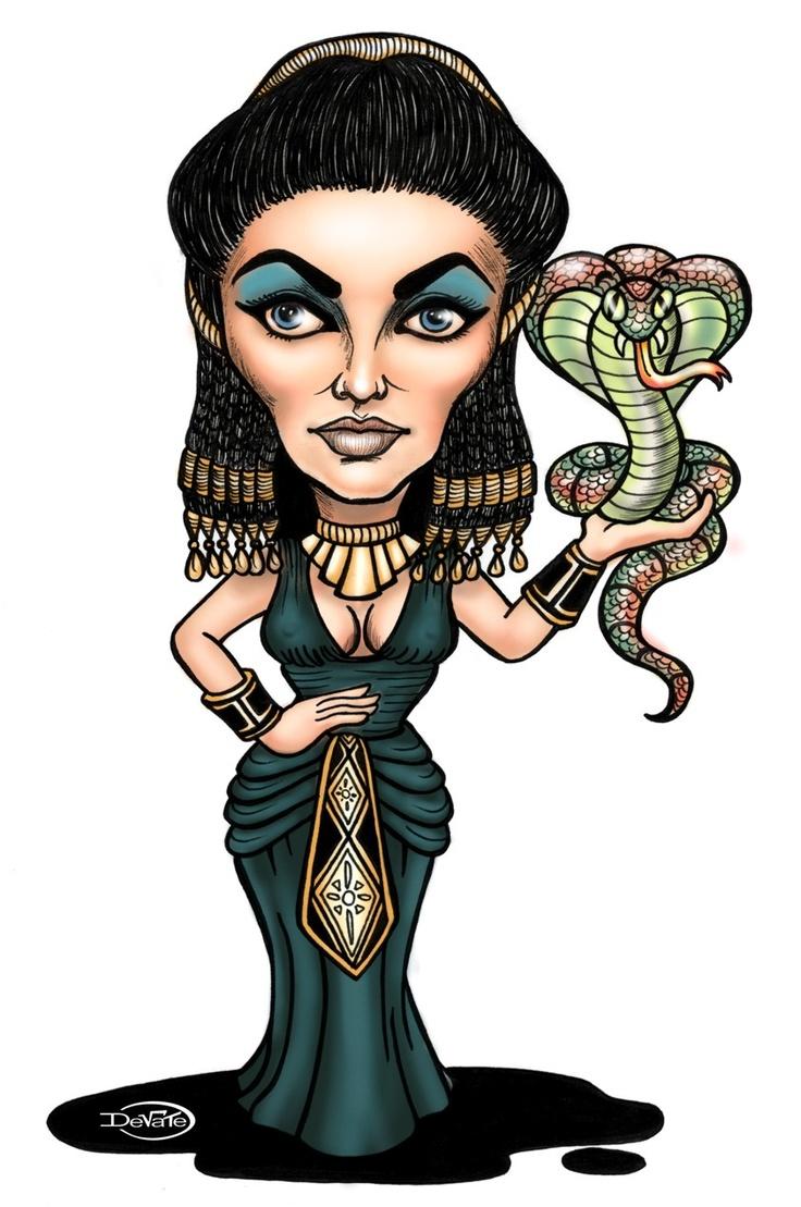 Cleopatra de Liz Taylor