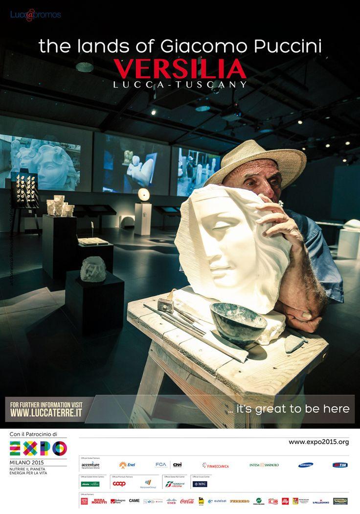 musa museo virtuale della scultura e dell'architettura di pietrasanta marmo