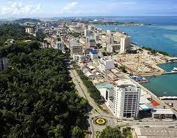 Kota Kinabalu City.. Place I call home