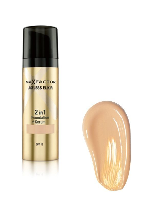 Max Factor Ageless Elixir Foundation 55 Beige
