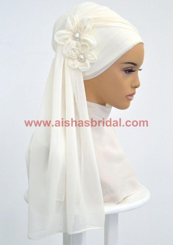 Shawl Code: AS-0034  Muslim Women Hijab Scarf by HAZIRTURBAN