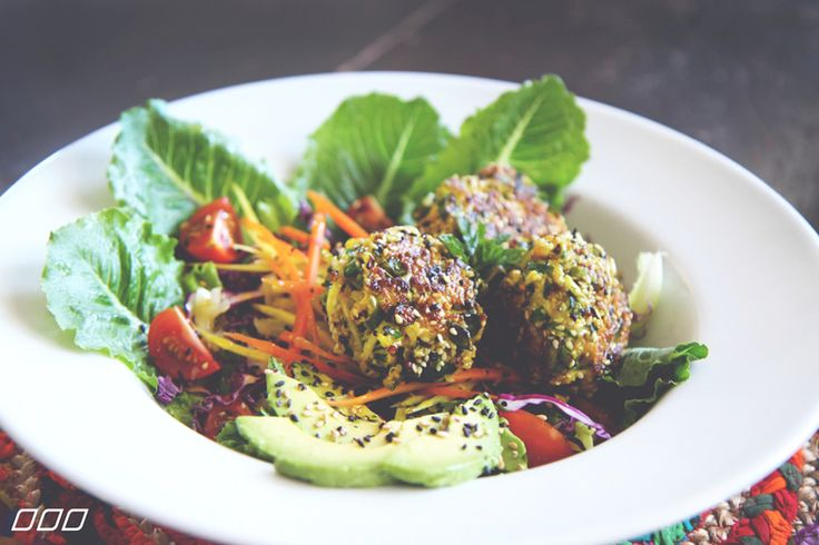 Two Grounding Super Food Salads by Mother Nourish - Move Nourish Believe