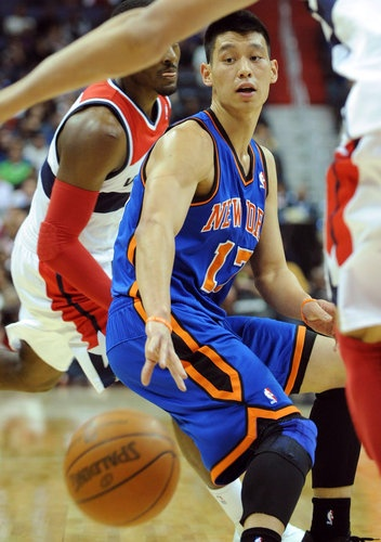 Jeremy Lin is not a player so I think I should do current players.