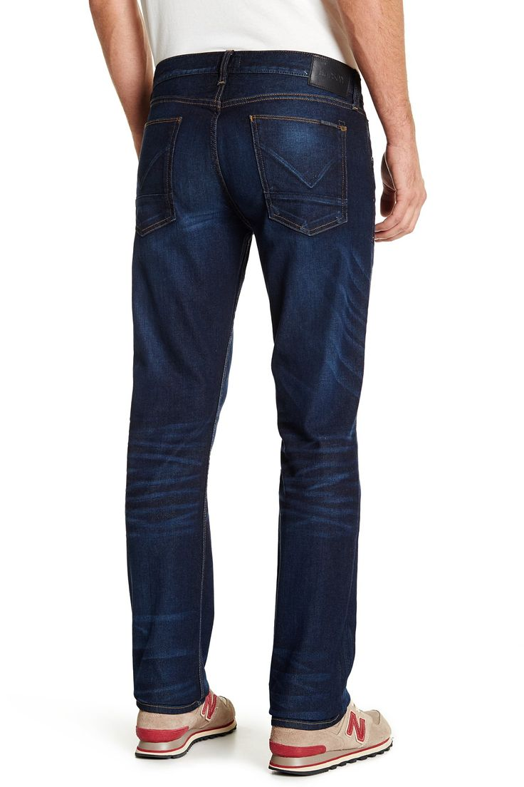 HUDSON Jeans - Byron Straight Leg Jean is now 0-62% off. Free Shipping on orders over $100.