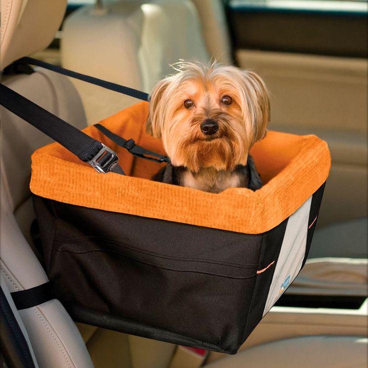 Et genialt autosæde til hunde. Med dette smarte bilsæde, giver du din hund udsyn og langt større sikkerhed på køreturen. Køb på tilbud her og få fri fragt!