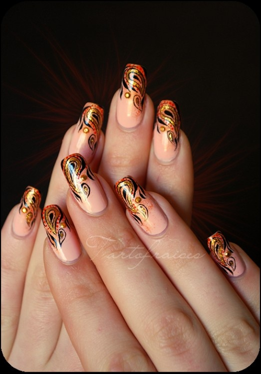 1216 best nails nails nails images on pinterest acrylic nails tiger lily colors prinsesfo Gallery