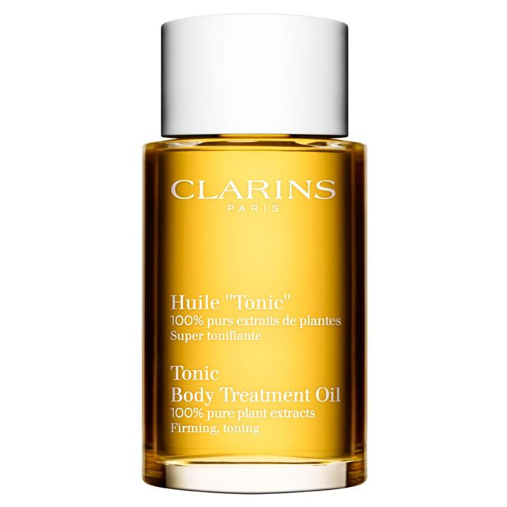 Clarins Tonic Body Treatment Oil 100ML--I'm giving this a shot BC I always get stretch marks well see if this works during my pregnancy :)