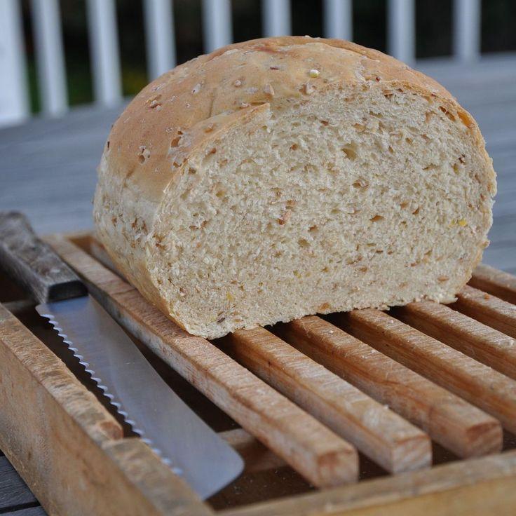 Multigrain Cereal Bread