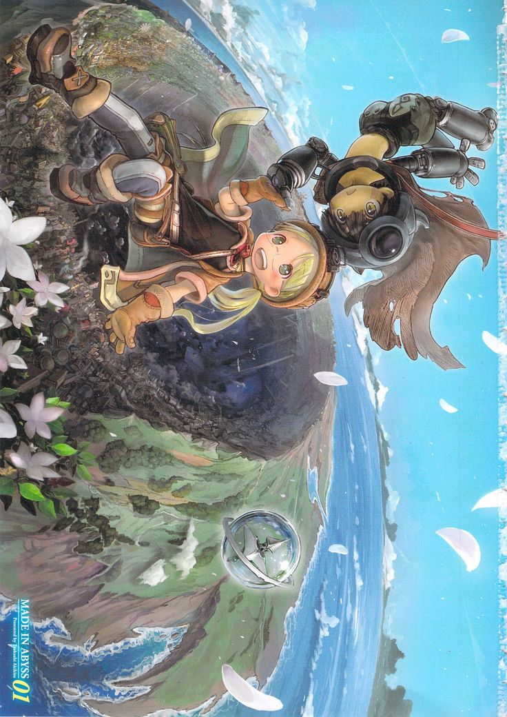 249 best Made in abyss images on Pinterest   Fan art ...