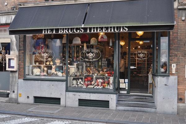 Het Brugs Theehuis, Brugge