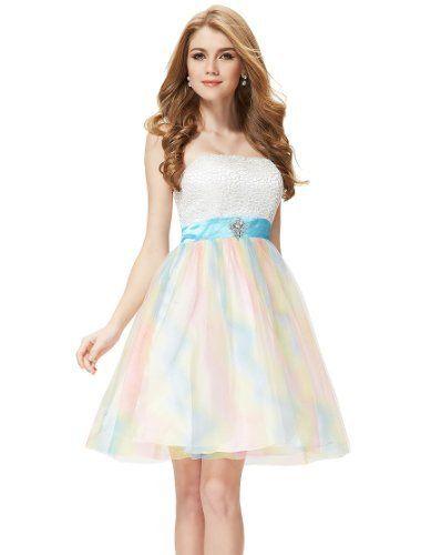Ever Pretty Strapless Rhinestones Iridescent Rainbow Juniors Party Dress 03850, http://www.amazon.com/dp/B00J7EYONY/ref=cm_sw_r_pi_awdm_RMDyvb1NN5H3G