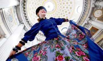 The 3rd annual festival of Russian culture is happening in Dublin this week.