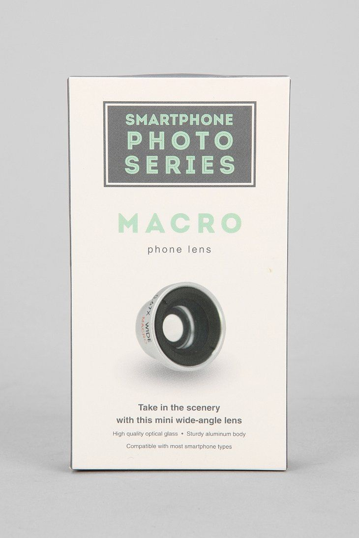 Macro Phone Lens - Urban Outfitters