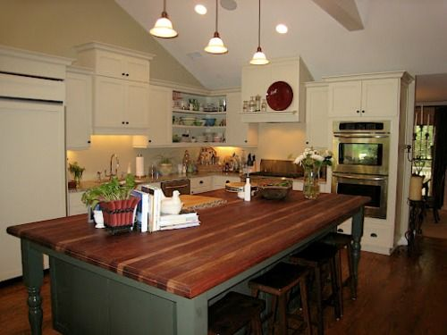 How Big Is A Kitchen Island. How Big Is A Kitchen Island With How ...
