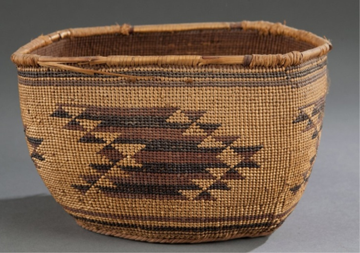 Basket Weaving Tribes : Best native american basketry images on