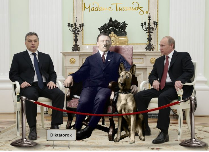 Orbán Viktor.  Dictator panoptic