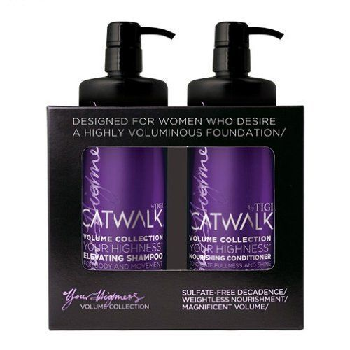 TIGI CATWALK Your Highness Shampoo and Conditoner 25oz Duo >>> You can get additional details at the image link.