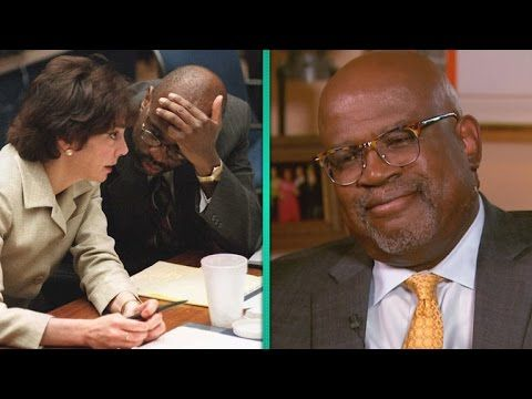 EXCLUSIVE: Christopher Darden on 'People v. OJ Simpson' and Marcia Clark...