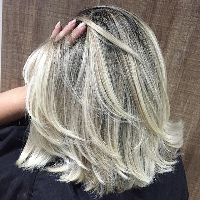 Frosted Hair - The Best Hair Of 2018